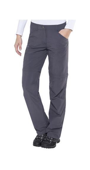 VAUDE Farley IV Bukser lange Damer grå